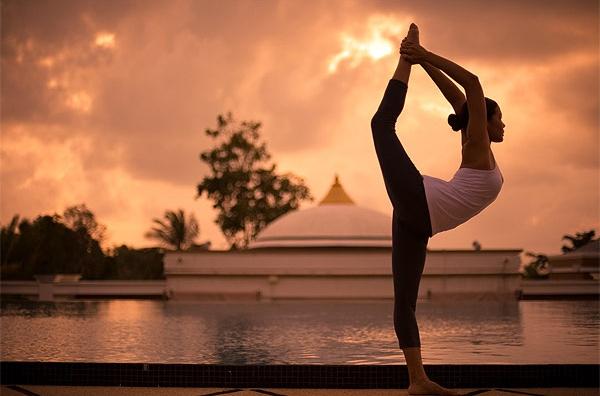 Йога и оздоровительная гимнастика